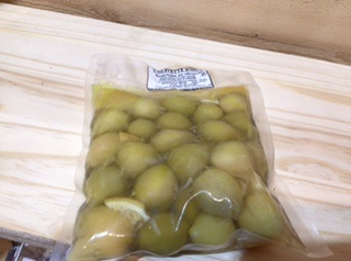 Olives andalouse au citron - 250g